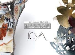 Barcelona JOYA Art Jewellery & Objects for the first time at Handwerk & Design, Schmuck 2019
