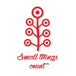 Small things count