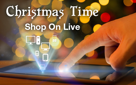 Christmas Time - Shop On Live