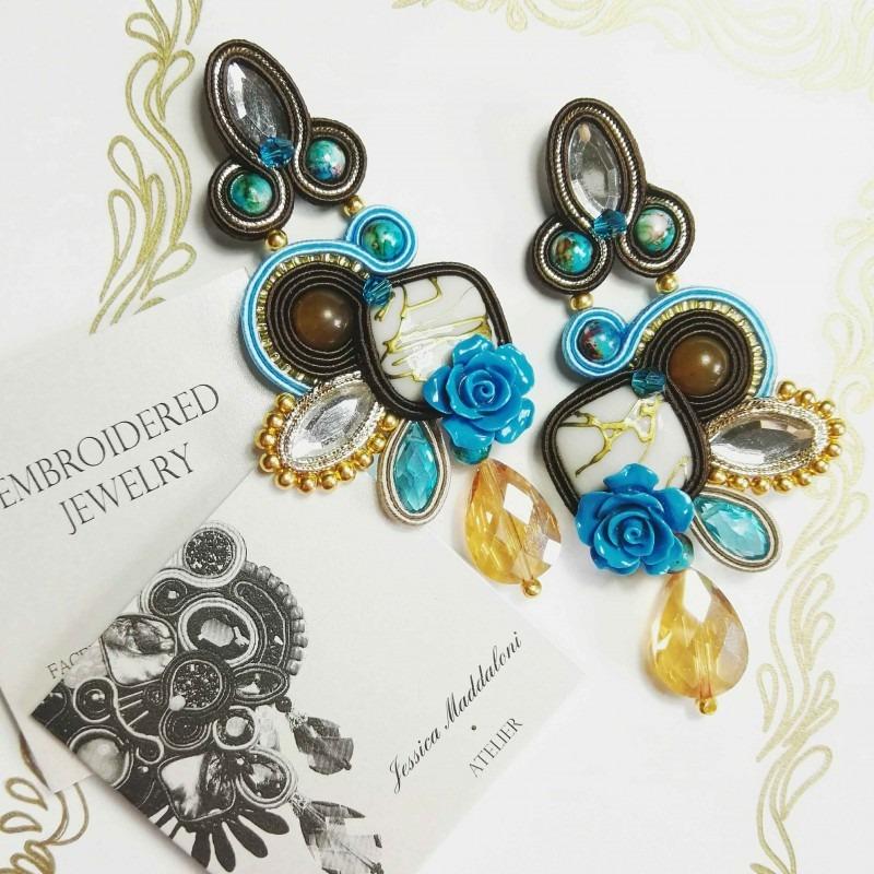 sconto in vendita il più votato genuino scarpe da corsa Jessica Maddaloni Gioielli tessili - Jewelry Virtual Fair