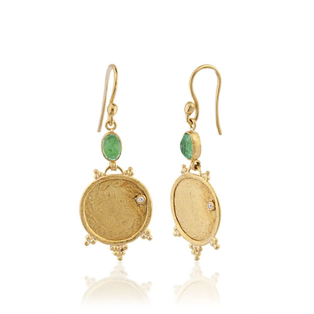 Ottoman earrings Design
