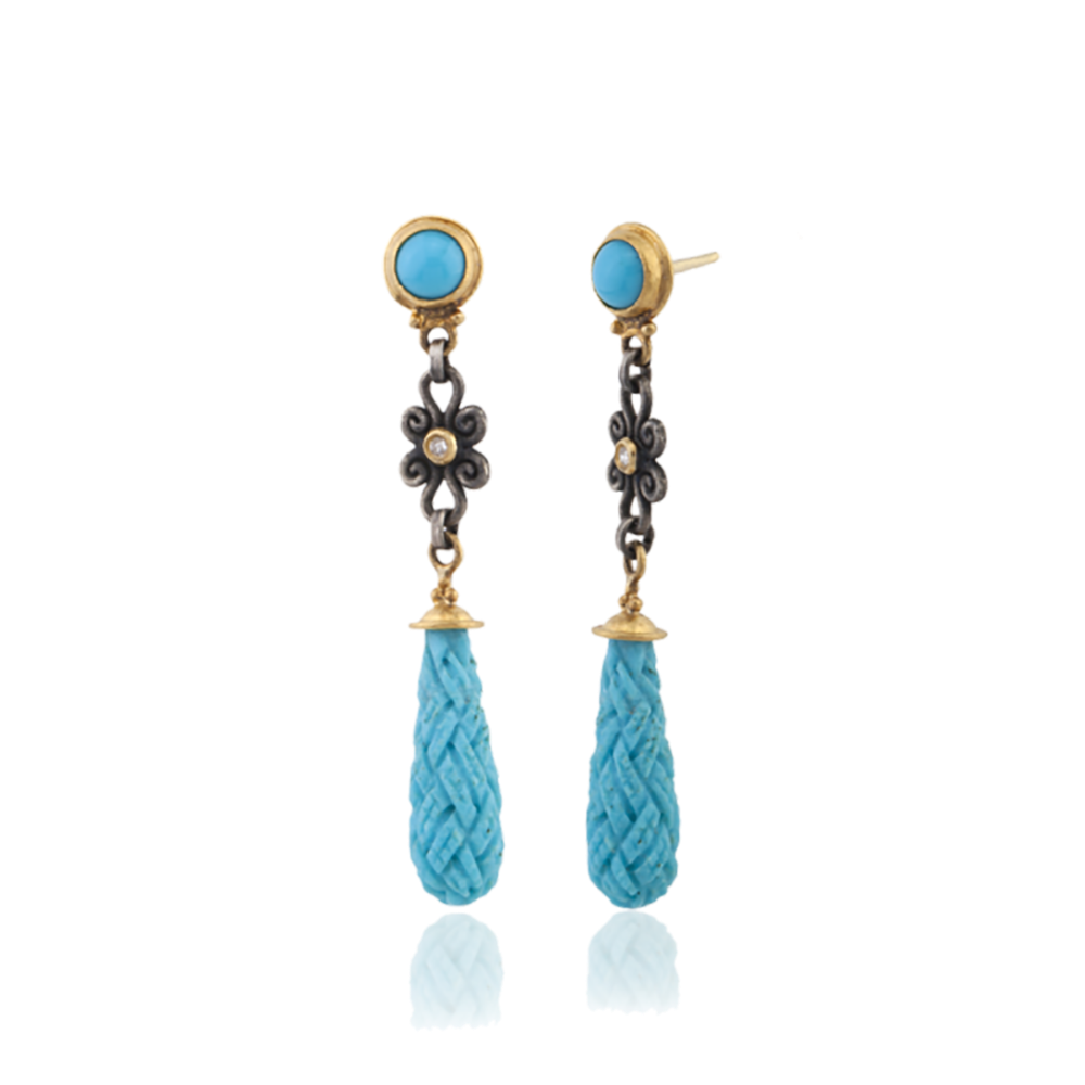 Turquise Earrings