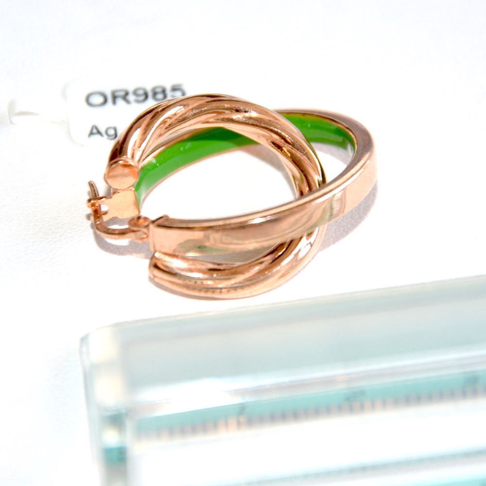 Anello Argento 925 - Made in Italy