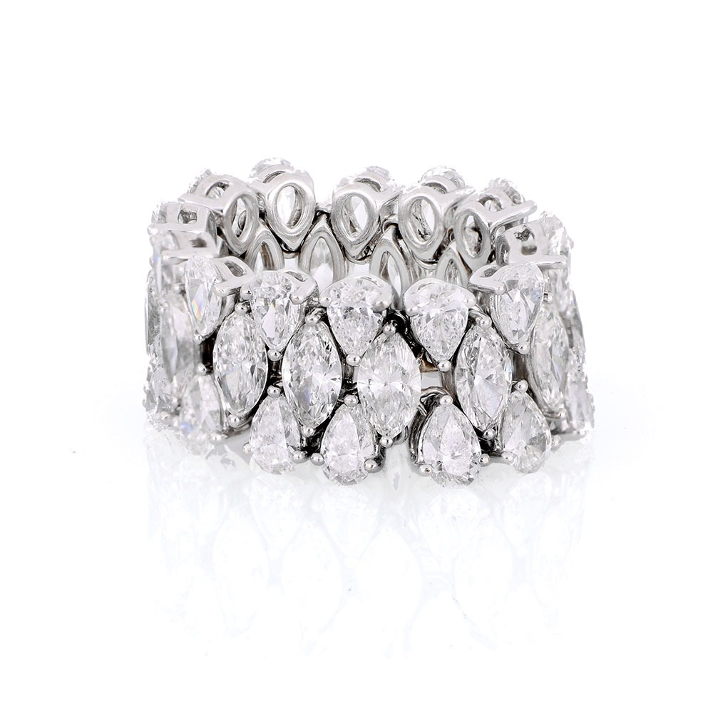 Diamond soft  Ring