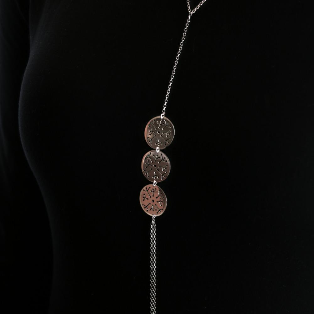 """Collana 3 motivi, collezione """"Un Soffio"""""""