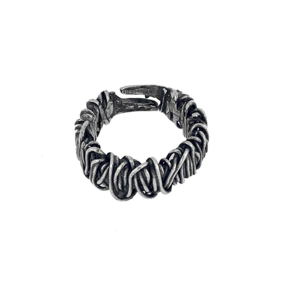 Anello intreccio - Intertwined ring