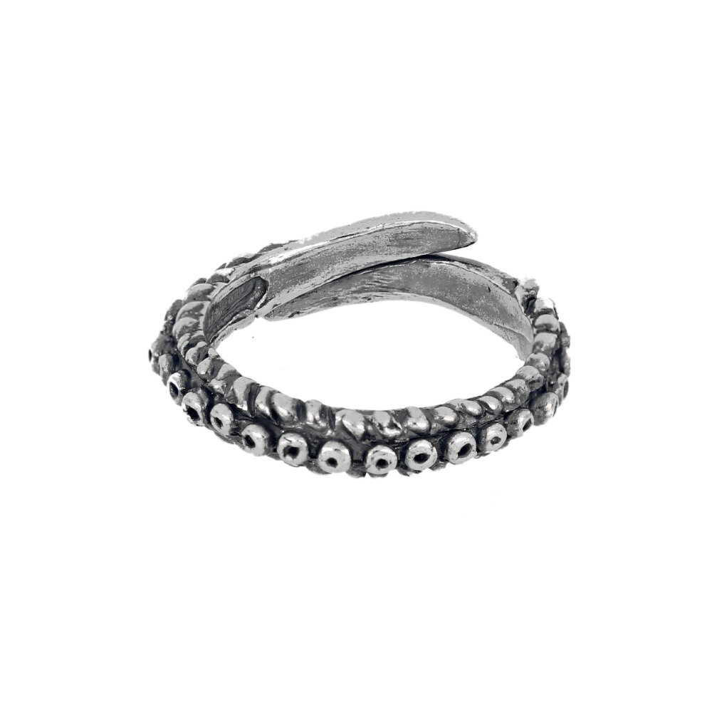 Anello tentacolo - Tentacle ring