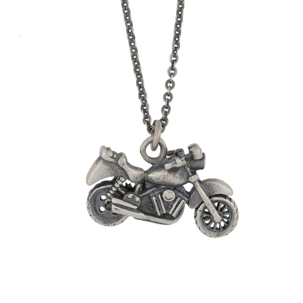 Ciondolo moto da corsa - Motorcycle pendant