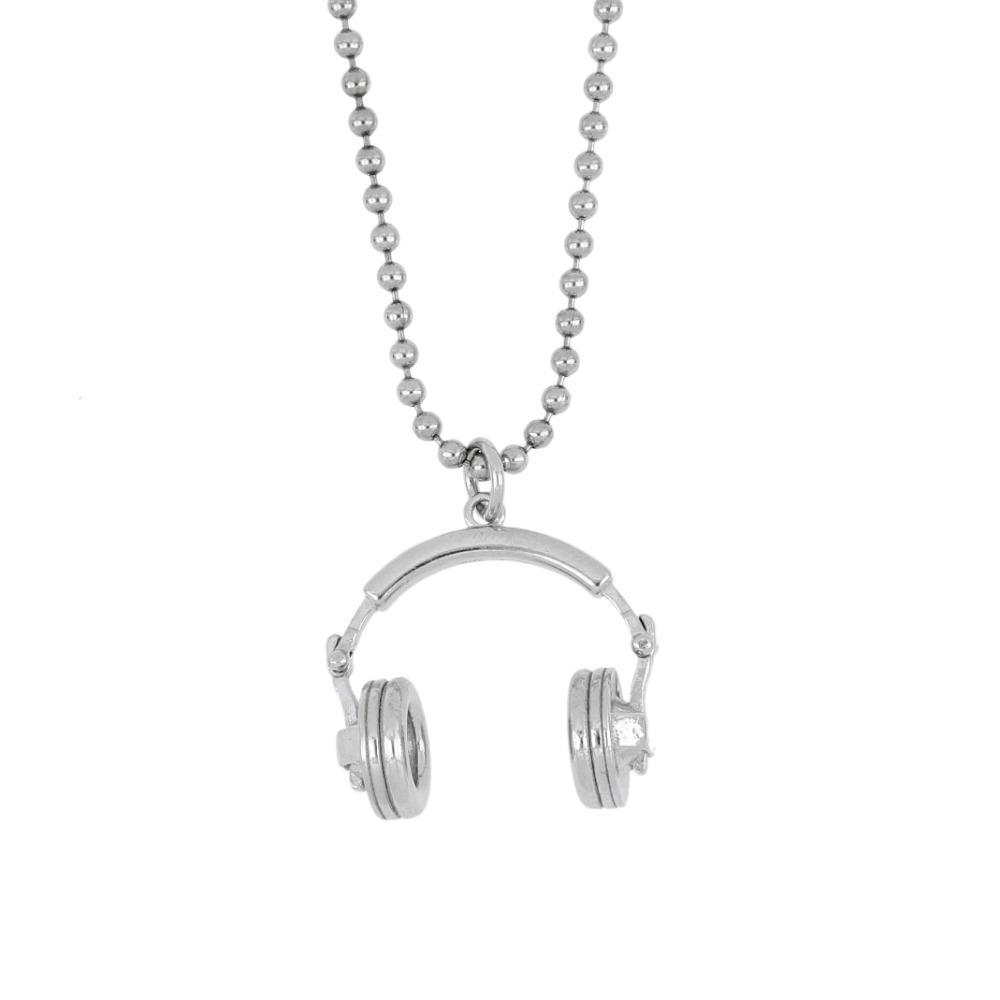 Ciondolo cuffie - Headphones pendant