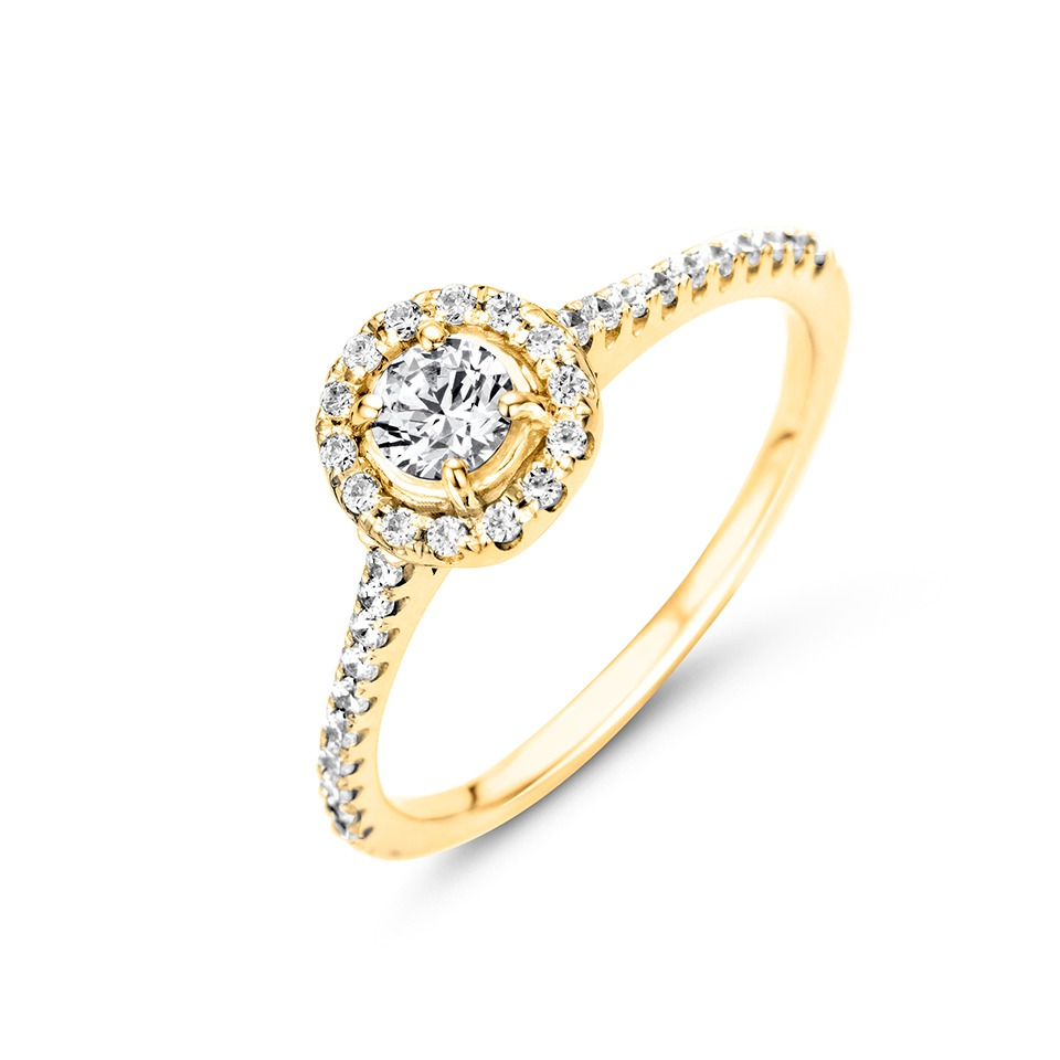 Diamond ring - Solitaire collection