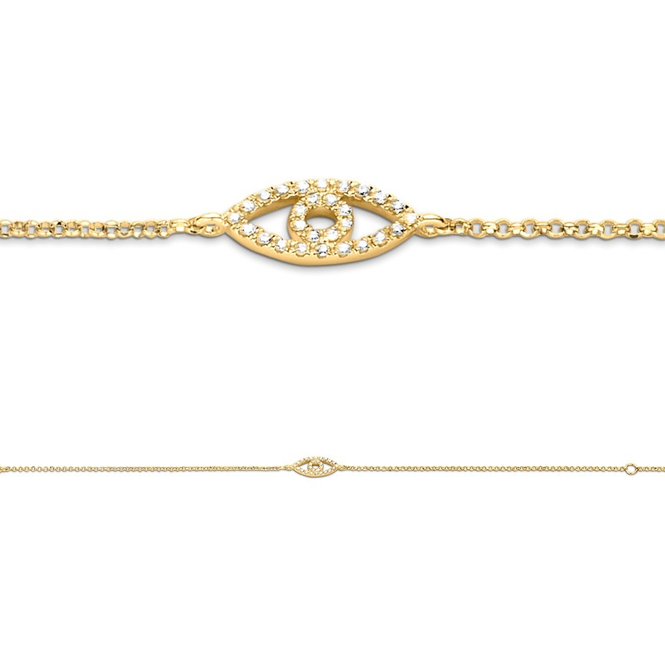 Diamond bracelet - Fantasy collection