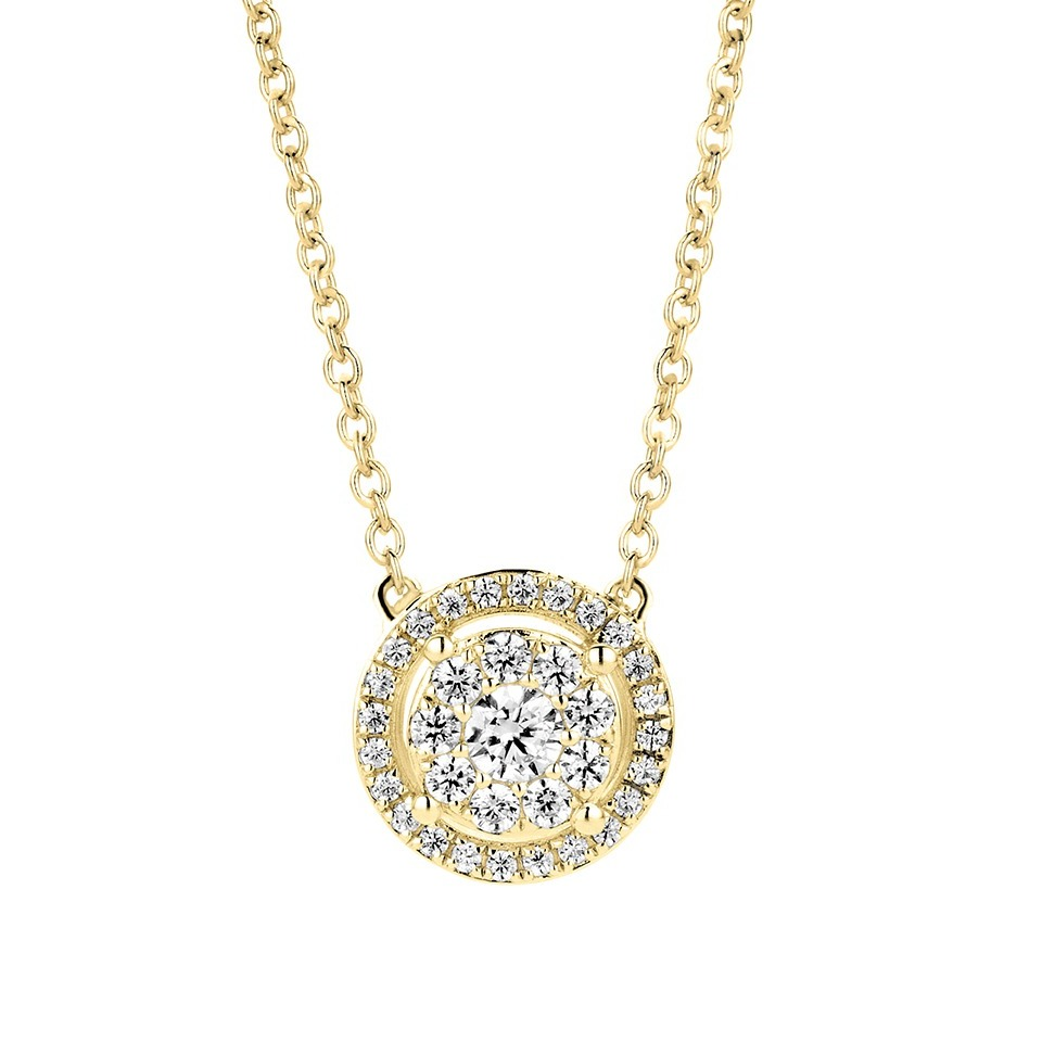 Diamond pendant - Magic collection