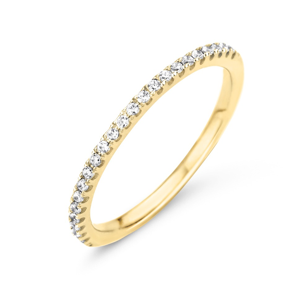 Diamond ring - Classic collection