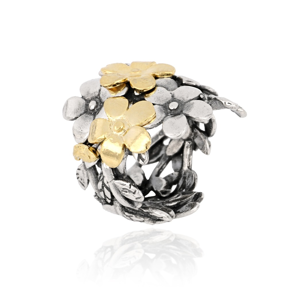 Anello floreale - Floral ring