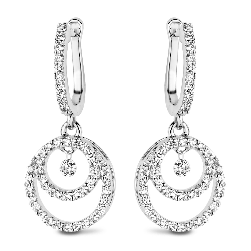 Diamonds Earrings - Fantasy Collection