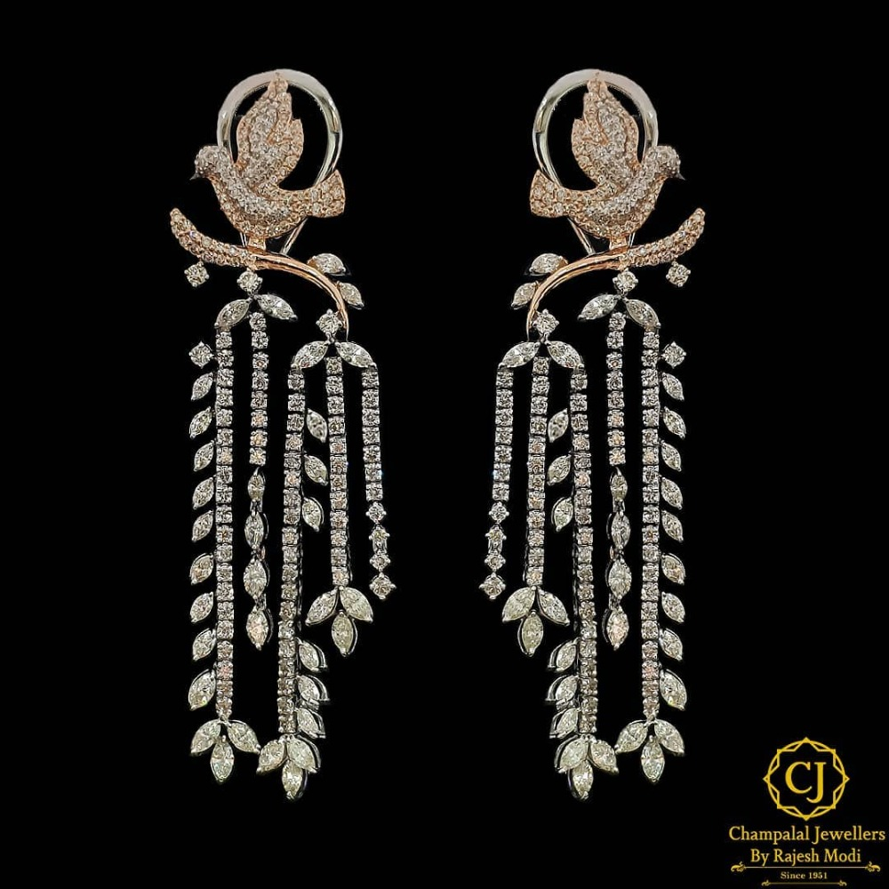 Champalal Earrings