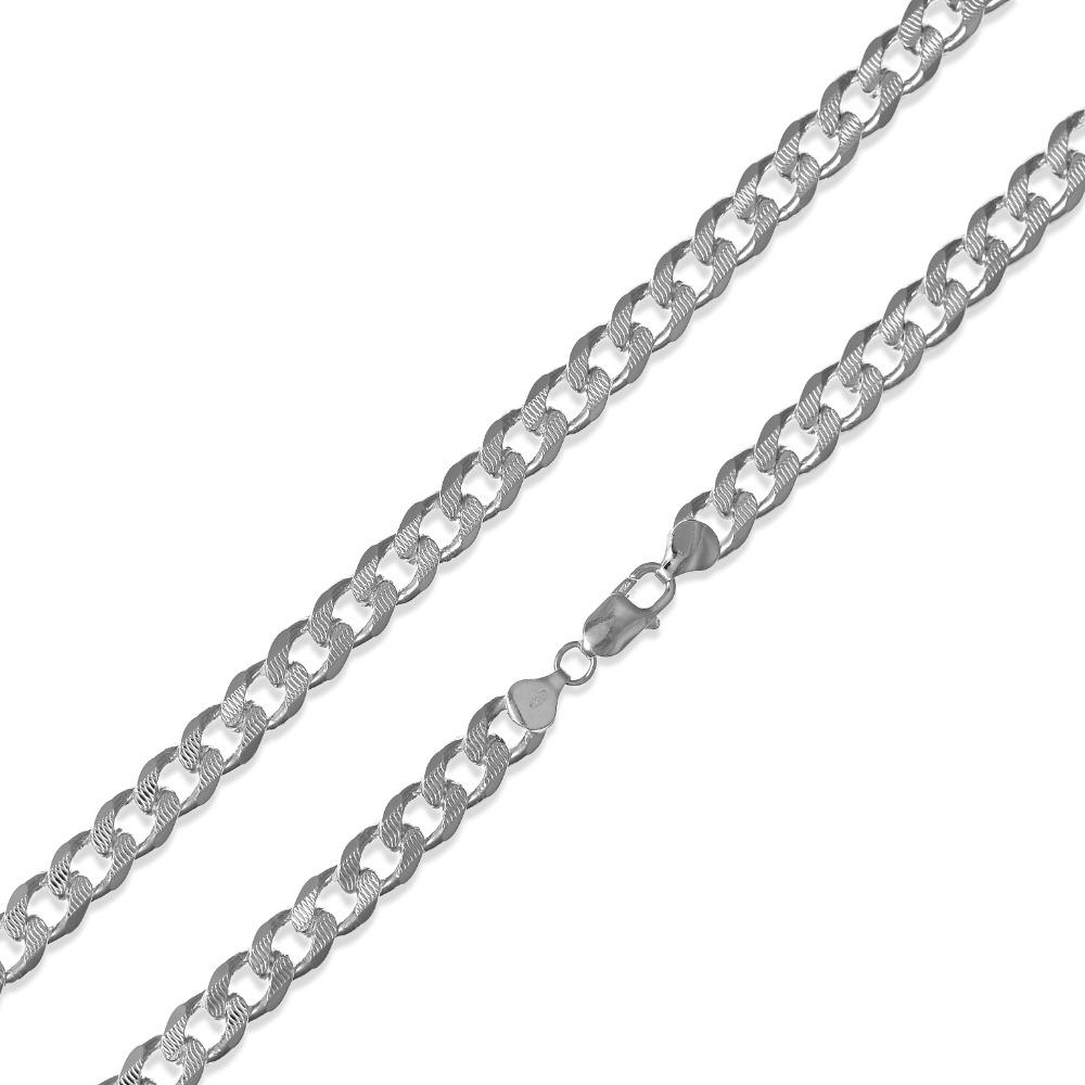 Curb Chain Pavé