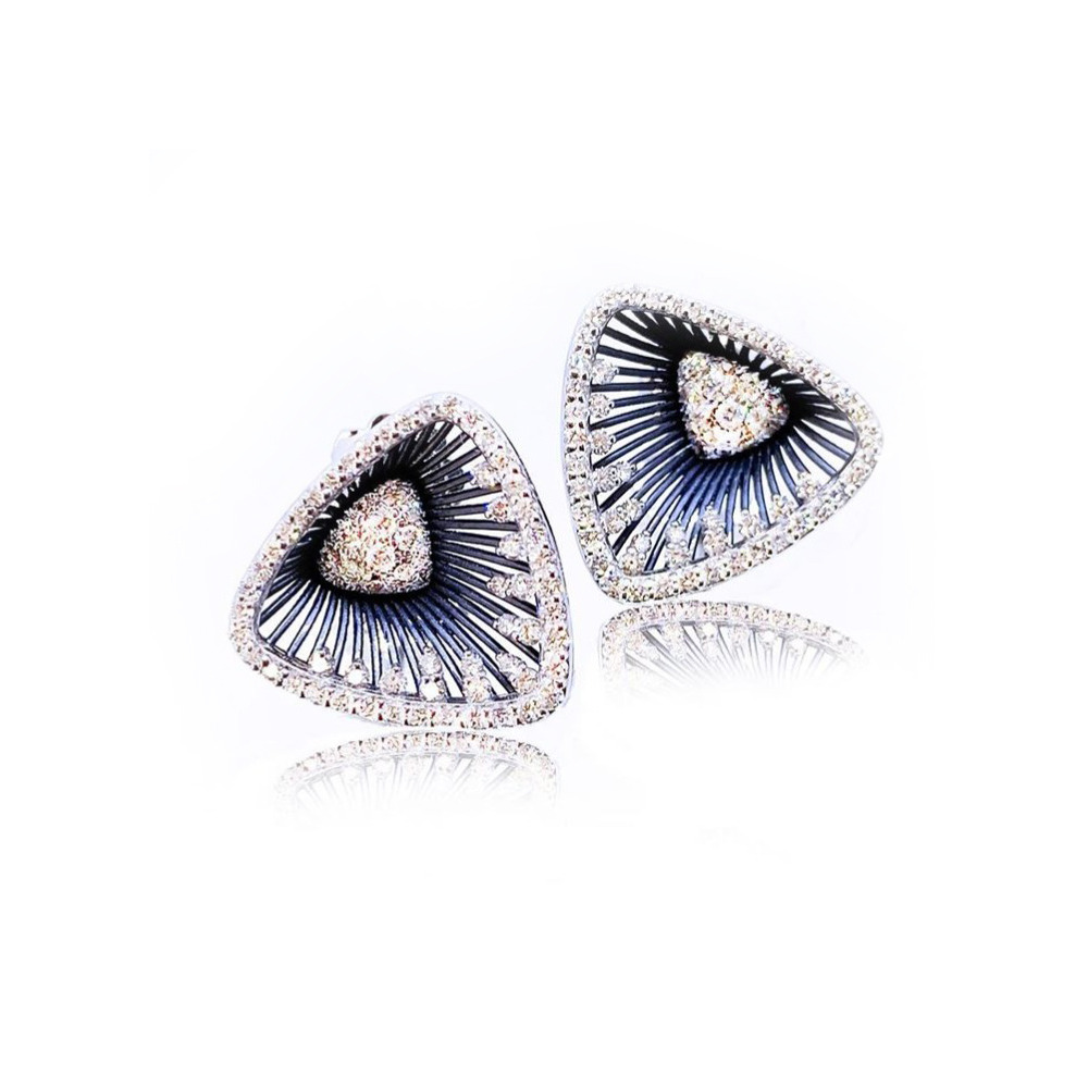 Moonflower Collection earrings