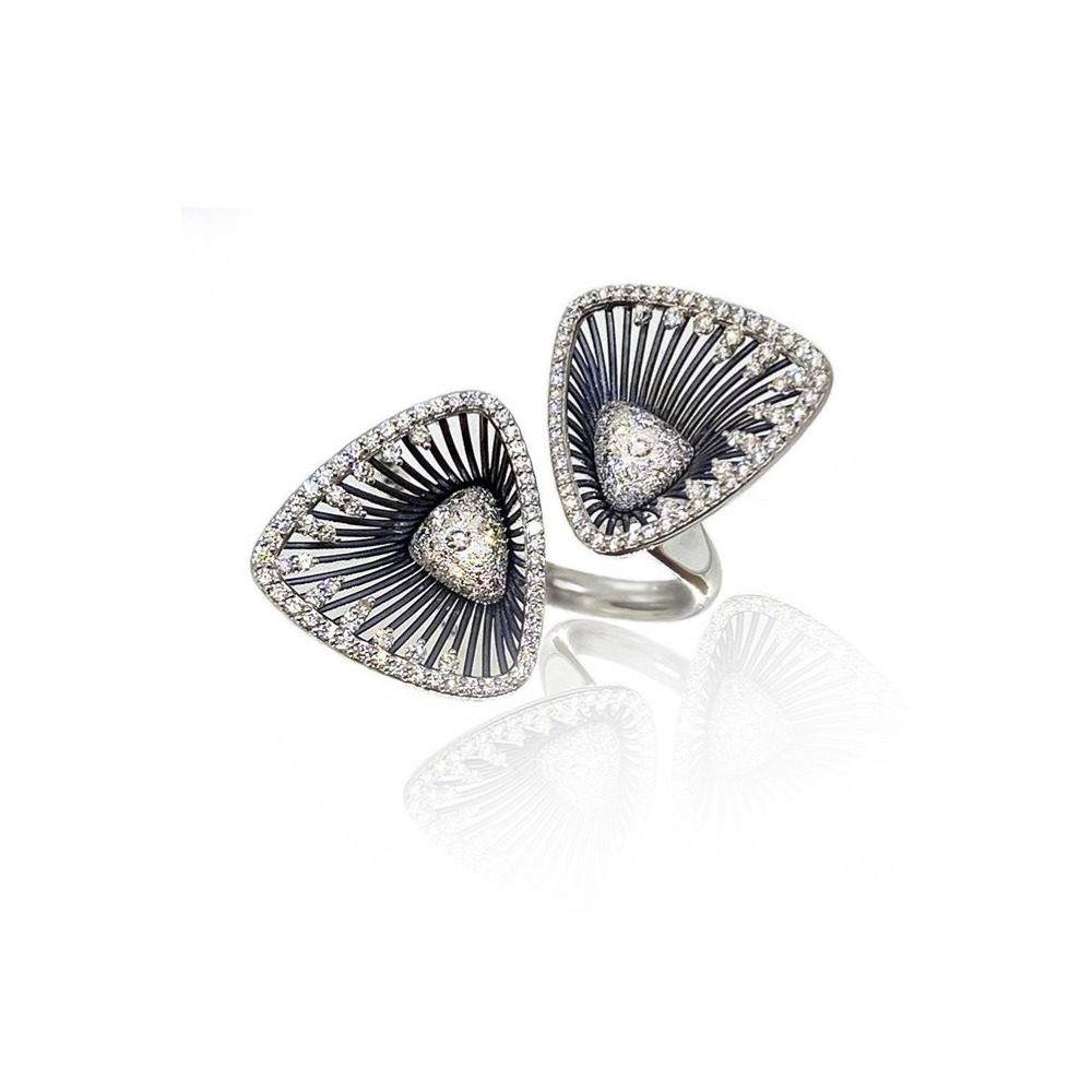 Moonflower Collection Ring