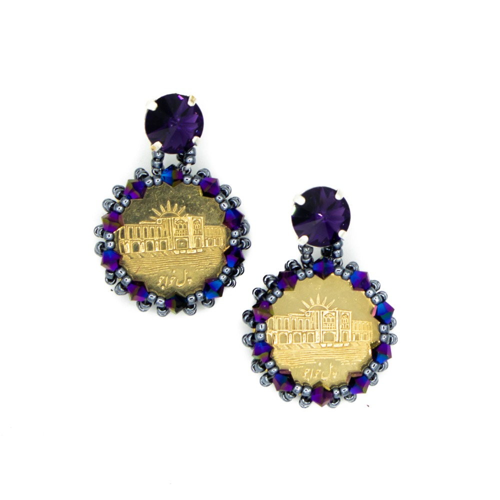 Khaju Bridge Earrings