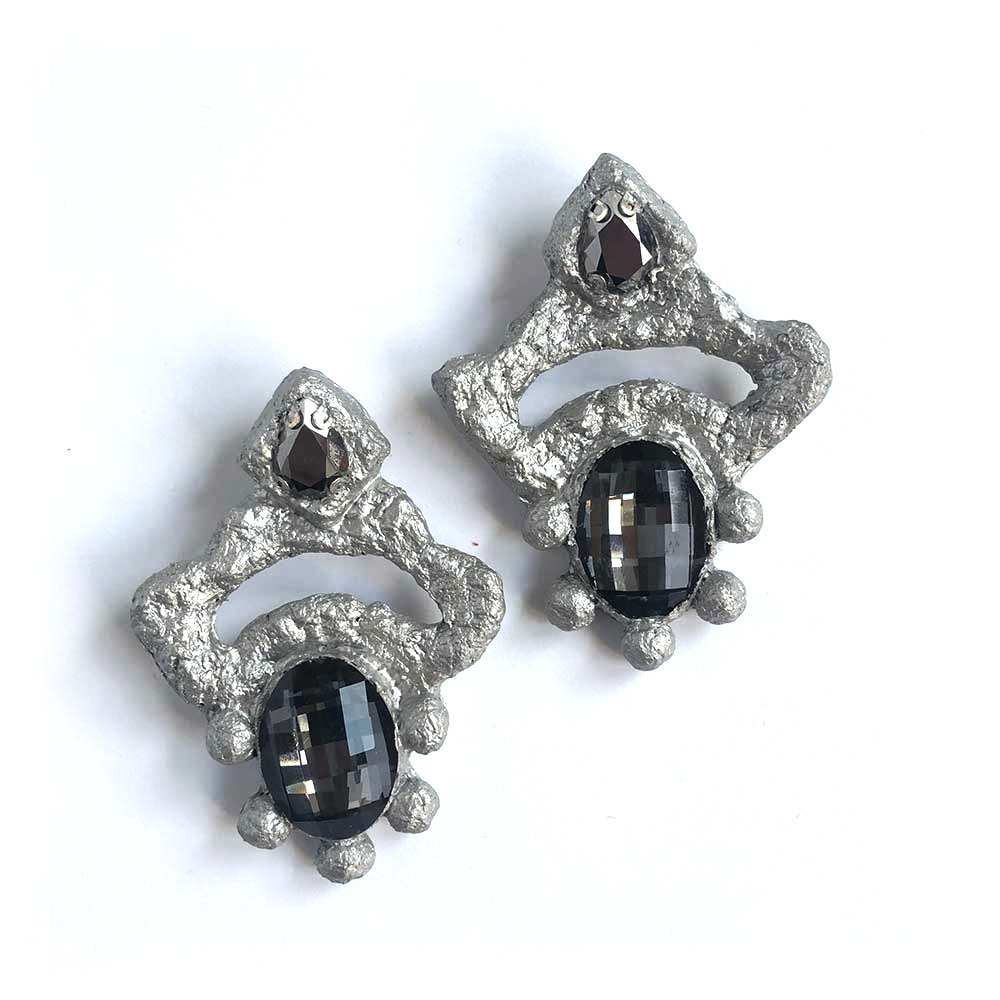 Shahbanou earrings