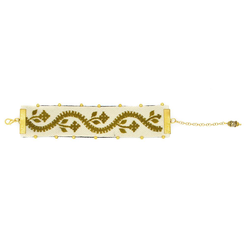 Balouch Embroidery Bracelet