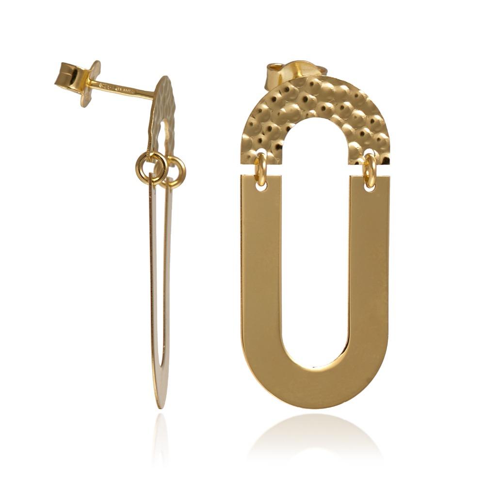 O earrings