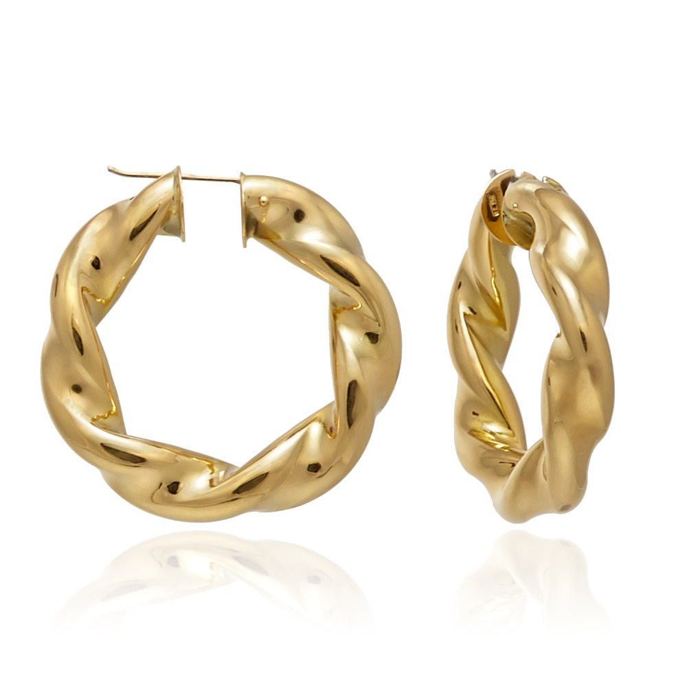 Torchon mon amour earrings